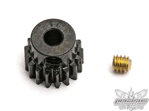 Team Associated 17 Tooth, Precision Machined 48 pitch Pinion Gear