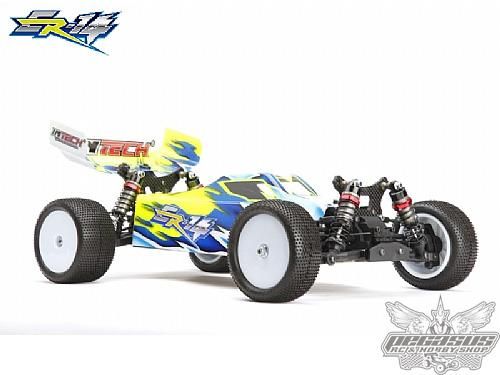INTECH ER-14 1/10th 4wd Pro Kit Buggy