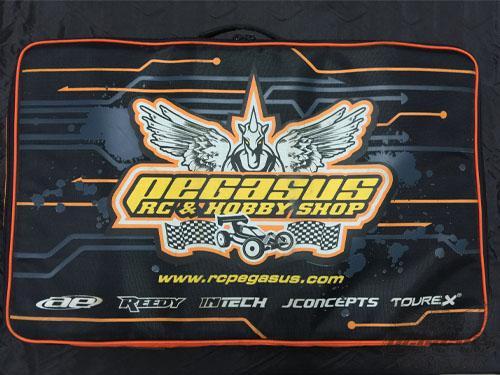 PHS Racing Team Tire Bag Pegasus