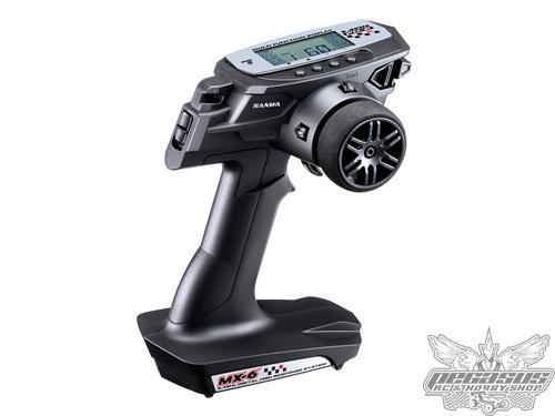 Sanwa MX-6 w/ RX-391W