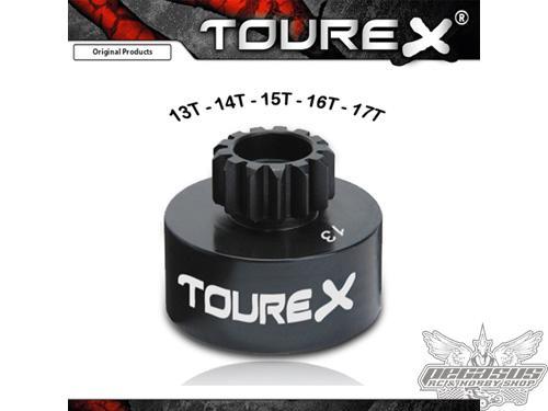 Tourex Clutch Bell 17T