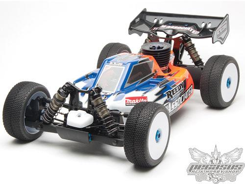 Team Associated RC8.2 Factory Team Kit