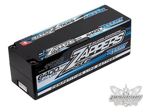 Reedy Zappers SG 6400mAh 110C 15.2V 4S High Capacity