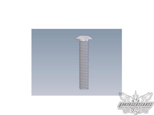 Intech 3x16 Button Screw x10