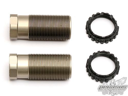 Team Associated  FT 13mm Shock Body, 26mm, hard