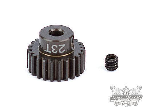 Team Associated FT Aluminum Pinion Gear, 23T 48P