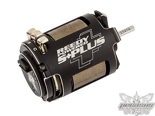 Reedy S-Plus 10.5T, torque