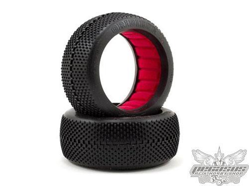 AKA Gridiron II 1/8 Buggy Tires (2) (Super Soft)