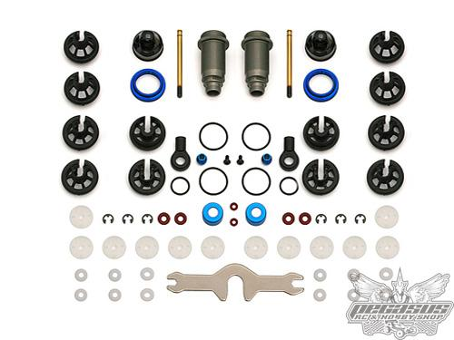 Team Associated 12mm Big Bore Shock Kit (B4, B44 front - all model versions)