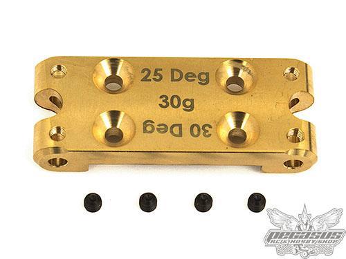 Team Associated B6 FT Brass Bulkhead