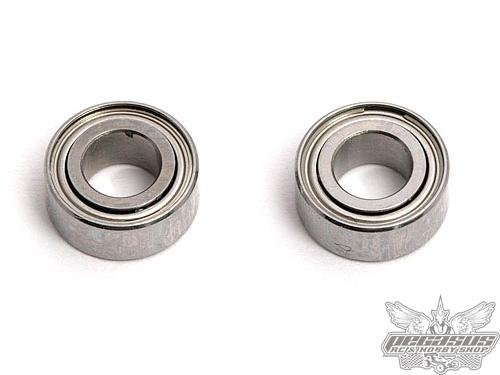 Team Associated Bearing, 5/32 x 5/16, Unflanged (2)
