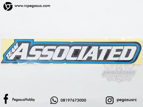 Cutting Sticker Team Associated PxL (15.4 x 2.3cm)