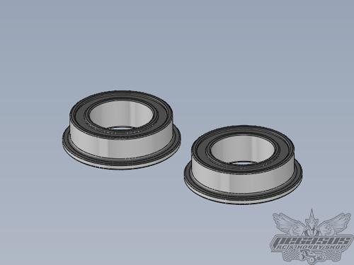 Intech Ball Bearing 5x8x2.5mm x2pcs