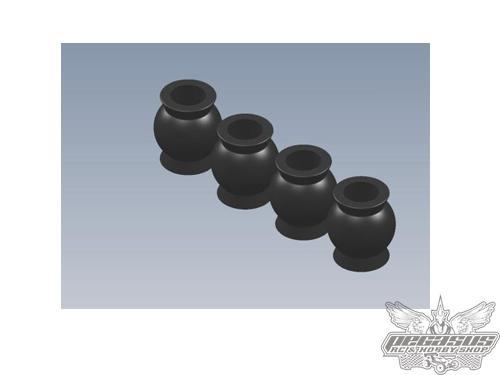 Intech Racing Pivot Ball 6mm x4