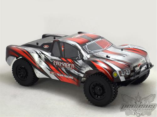 SST Racing 1/10th Scale 4WD Off-Road Short-course Truck RTR