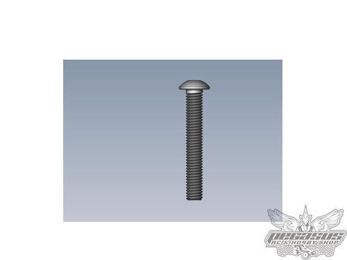 Intech 3x20 Button Screw x10