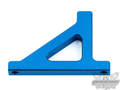Team Associated B64 Front Chassis Brace Mount, aluminum
