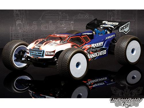 Team Associated RC8T Factory Team Championship Edition