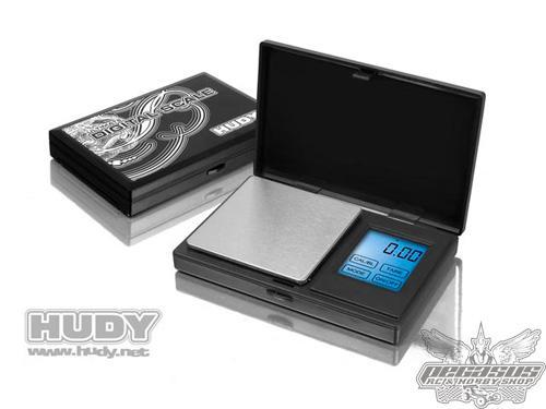 HUDY Ultimate Digital Pocket Scale 300g/0.01g