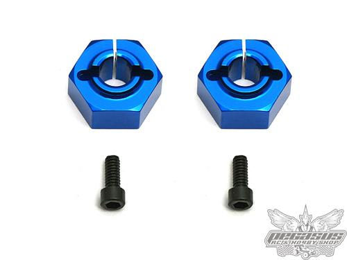 Team Associated 12mm Aluminum Clamping Wheel Hex, Buggy Rear