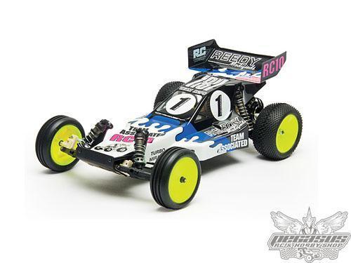 Team Associated RC10 World Car Kit