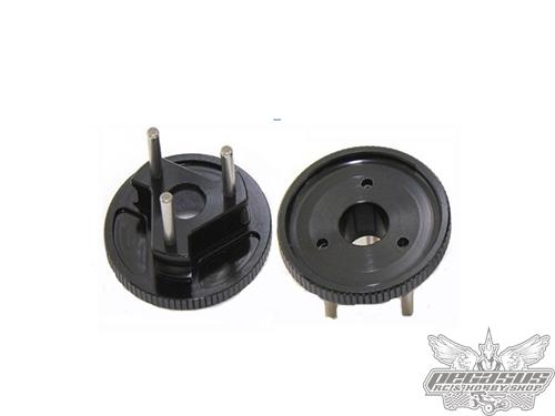 Intech Lightened Aluminum 3 Shoe Flywheel x1