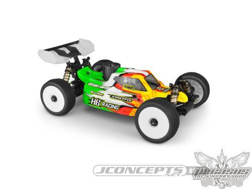 JConcepts S15 - HB Racing D819 - Lightweight