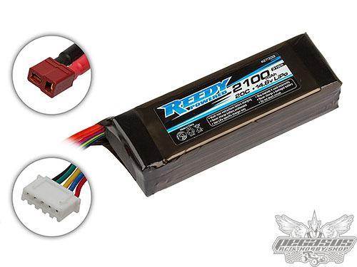 Reedy LiPo Pro Starter Box 2100mAh 20C 14.8V