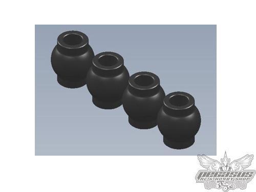 Intech Racing 7mm Pivot Ball x4
