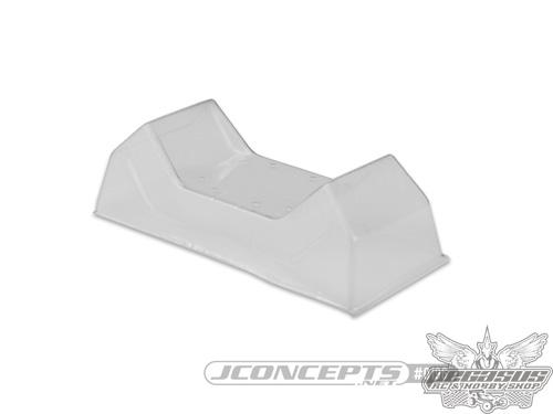 JConcepts Aero Rear Diffuser For B6.1 | T6.1 | SC6.1