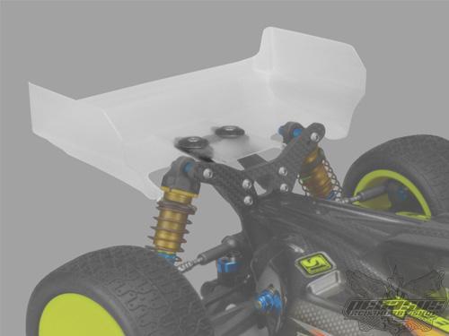 JCpncepts Aero B6 | B6.1 | B6D | B64 | B64D rear wing