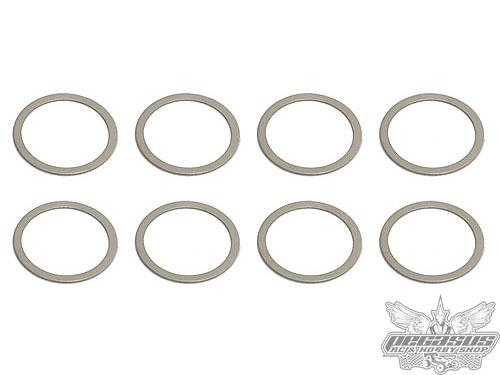 Team Associated Diff Shims RC8