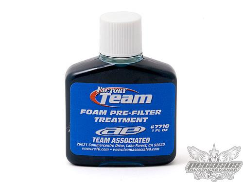 Team Associated Foam Prefilter Treatment (1 oz)