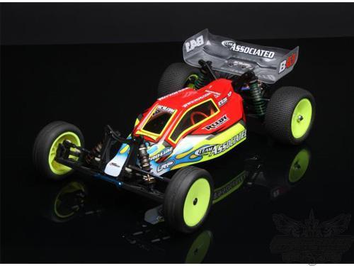 Team Associated RC10B4.1 Factory Team Worlds Car