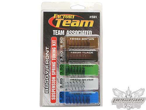 Team Associated FT Buggy Front Spring Kit
