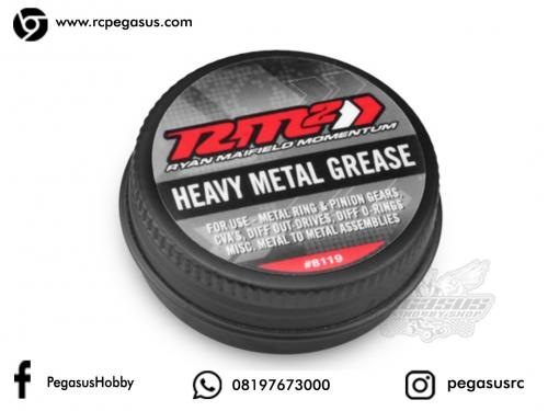 JConcepts - RM2 black, heavy-metal grease