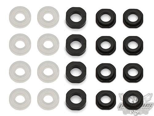 Team Associated 12 mm V2 X-Ring Rebuild Kit