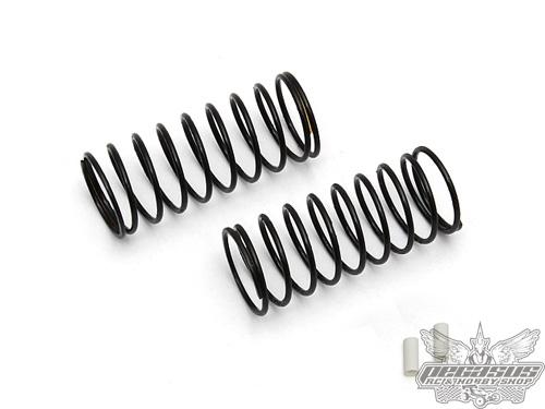 Team Associated 12mm Front Spring, White, 3.30 lb (2)
