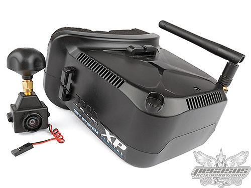 Team Associated XP DSV System