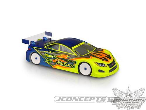 JConcepts A1R - A1 Racer - 190mm Touring Car Body - Lightweight