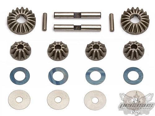Team Associated Differential Sun, Planet Gears, Washers and Pins (RC8)